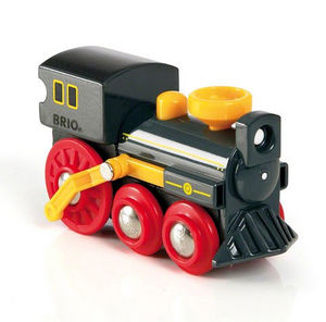 BRIO - locomotive à vapeur - Spielzeugbahn