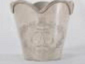 Coquecigrues - mini jardinière marie antoinette (6 pièces) - Blumenkasten