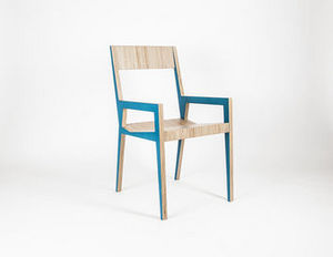 MALHERBE EDITION - chaise mickael - Sessel