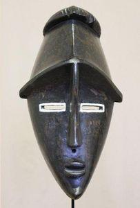 CALAOSHOP - lwalwa - Maske Aus Afrika