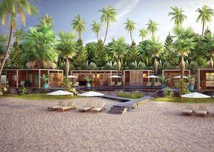 TECK TIME - projet caraïbes 1 - Einfamilienhaus