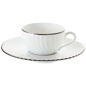Raynaud - atlantide platine - Kaffeetasse