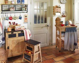 Comptoir De Famille -  - Küchenblock
