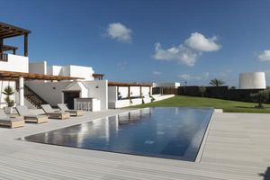 ESTHEC TERRACE -  - Poolstrand