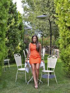 PHORMALAB -  - Gartenstuhl