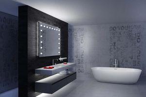UNICA MIRRORS DESIGN - divino xl - Badezimmerspiegel