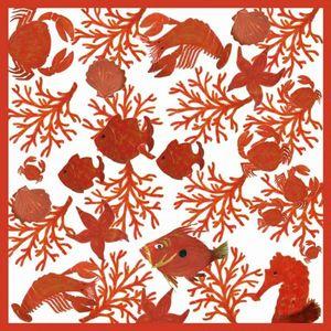 Au Bain Marie - serviettes nemo - Papierserviette