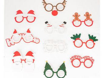 MY LITTLE DAY - lunettes - Weihnachtsmann Kleidung