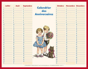 Ludom Edition -  - Kalender