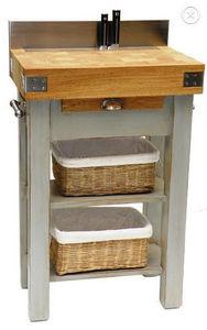 Maison Strosser - plot - Küchenblock