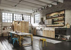 Snaidero - loft - Einbauküche