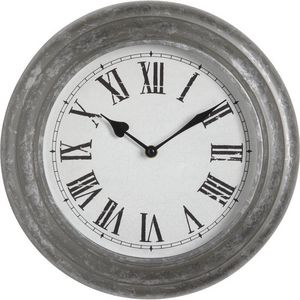 Aubry-Gaspard - horloge murale ronde - Wanduhr