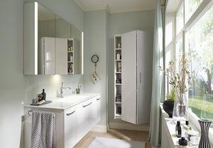 BURGBAD - sana - Badezimmer