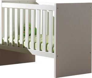 COMFORIUM - lit bébé évolutif coloris blanc - Baby Reisebett