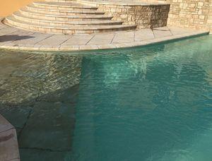 Bradstone -  - Schwimmbeckenrand