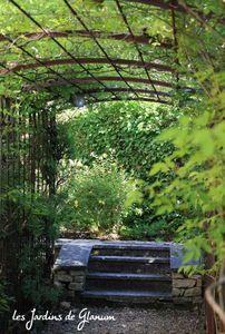 LES JARDINS DE GLANUM -  - Landschaftsgarten