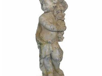 TERRES D'ALBINE - putti 4 saisons pm - Skulptur