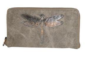 BYROOM - silver dragonfly - Portemonnaie