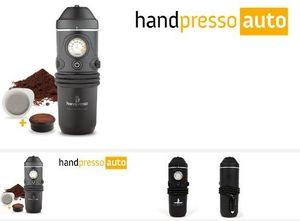 Handpresso - handpresso auto__ - Maschine Tragbarer Espresso