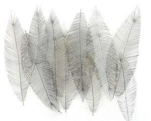 Aubry-Gaspard - décoration murale feuilles - Wanddekoration