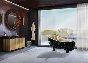 BRABBU - belize - Ideen: Hotelbadezimmer
