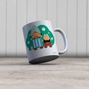 la Magie dans l'Image - mug héros asterix - Mug