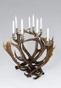 CLOCK HOUSE FURNITURE - candlestick, 10-arm - Leuchter