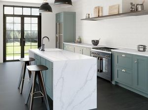 SILESTONE COSENTINO - eternal - Kochinsel