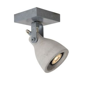 LUCIDE - spot single concri led h18 cm - Spot