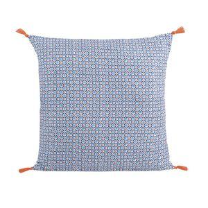 BLANC CERISE - drap housse - percale (80 fils/cm²) - uni - Kissenbezug