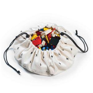 PLAY and GO - thunderbolt - Spielzeug Tasche