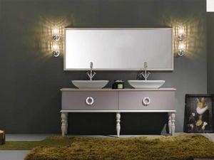 APV MOBILIARIO -  - Doppelwaschtisch Möbel