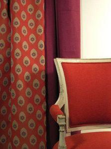 COLONY - belgravia foglia - Lampas (damastgewebe)