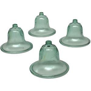 CHEMIN DE CAMPAGNE - 4 cloche victorienne de démarrage de jardin potage - Pflanzenglocke