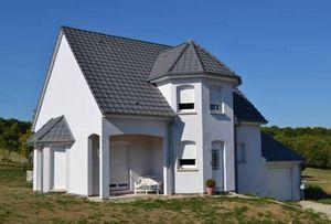 ALSAMAISON -  - Geschossiges Haus
