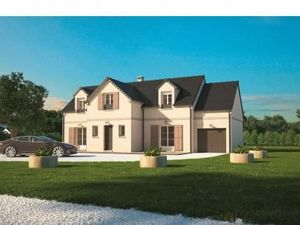 MAISONS BALENCY - tradition 145l - Geschossiges Haus