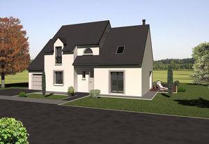 CONSTRUCTEURS REGIONAUX -  - Geschossiges Haus