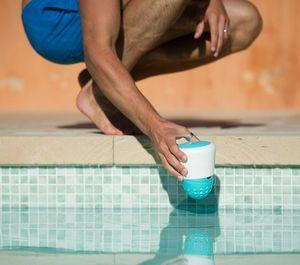 ONDILO - ..;ico-- analyseur d'eau de piscine - Verbundene Lösung