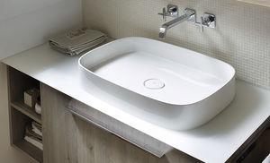 BURGBAD - ---sys30 sana - Waschtisch Möbel