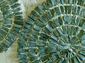 ATELIER MOSAIA -  - Wand Fliesenmosaik