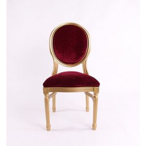 DECO PRIVE -  - Medaillon Stuhl