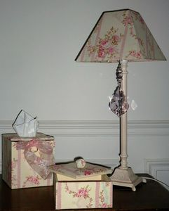 L ATELIER DE LAURENCE -  - Viereckiger Lampenschirm