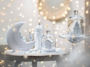 Bougies La Francaise - clair de lune - Weihnachtskerze