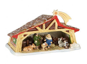VILLEROY & BOCH - christmas toy's memory crèche - Krippe