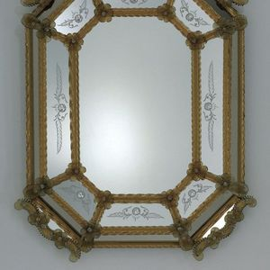 Les artisans du lustre -  - Venezianischer Spiegel