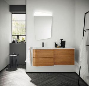 BURGBAD - badu-) - Waschtisch Möbel