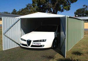 Foresta / Habrita -  - Garage