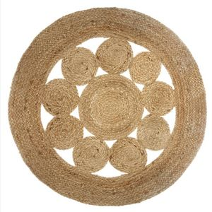 HOMEMAISON.COM -  - Teppich Aus Pflanzenfaser