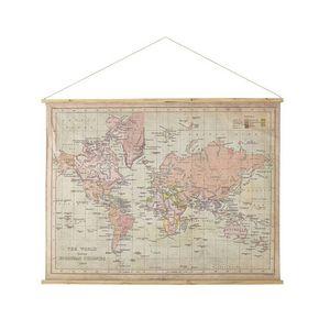 MAISONS DU MONDE - mappemonde 1419876 - Weltkarte