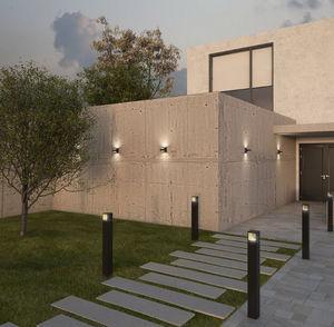 DALS - ledwall004d - Garten Wandleuchte